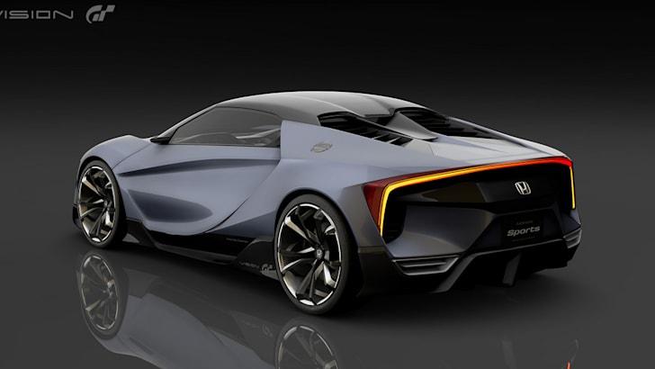 Honda Sports Vision Gran Turismo revealed   CarAdvice