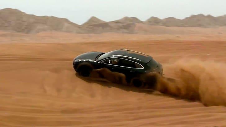 Porsche Macan Sand - 2