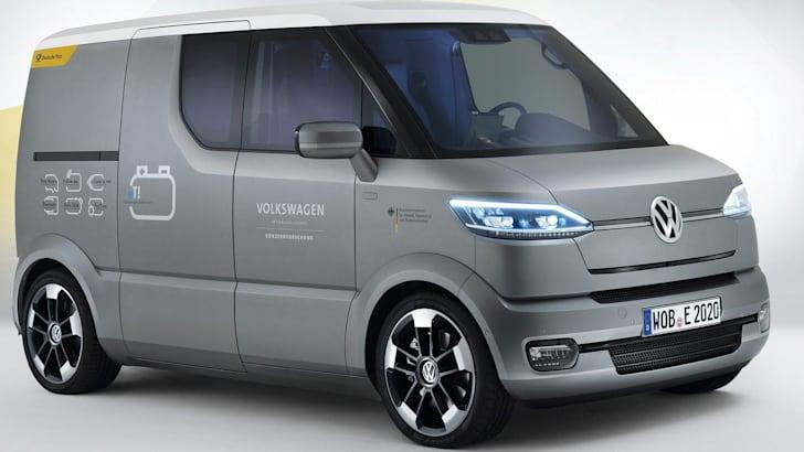 Volkswagen-eT-Concept