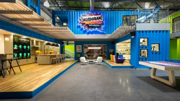 Hoonigan Racing Division Headquarters - 1