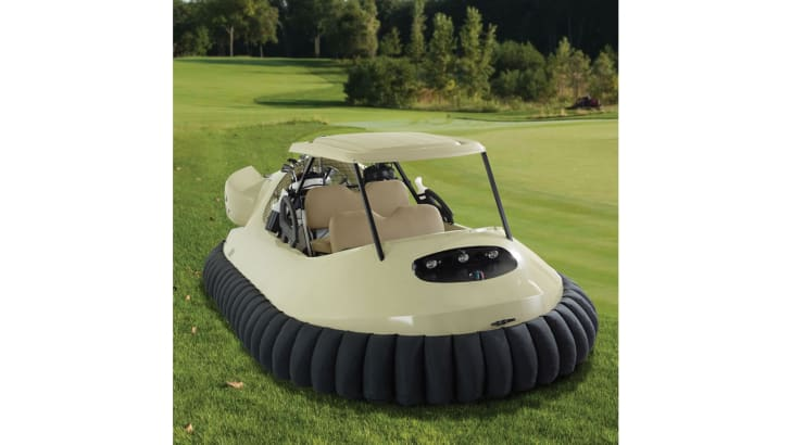 Golf hovercraft