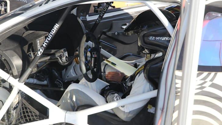 Hyundai WRC i20 test10