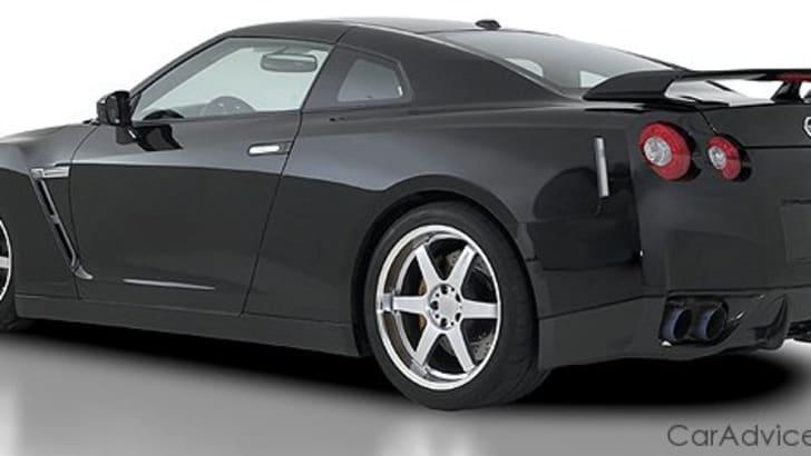 Ventross tweaks the Nissan GT-R