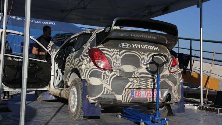 Hyundai WRC i20 test14