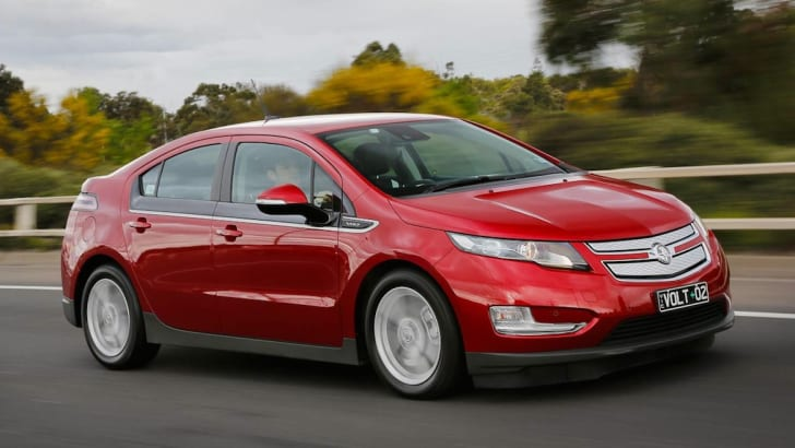 Holden-Volt-Side
