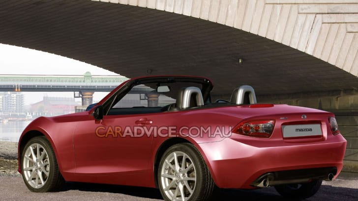 2013 Mazda MX-2 rendered speculation