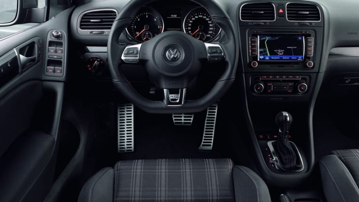 2009 Volkswagen Golf GTD official details