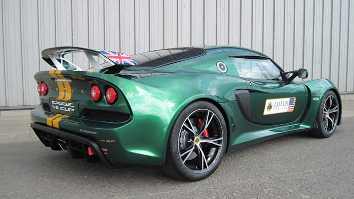 Lotus Exige V6 Cup - 2