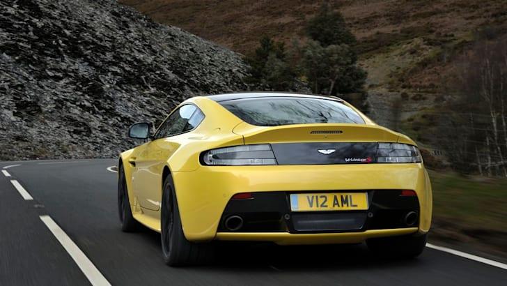 Aston Martin V12 Vantage S14