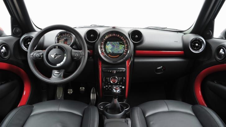 Mini John Cooper Works Countryman - 8