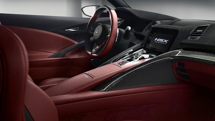 Honda NSX - 4