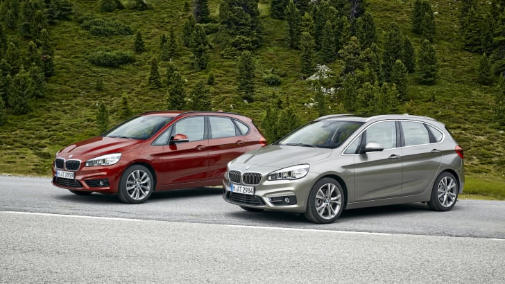 BMW 2 Series Active Tourer 17