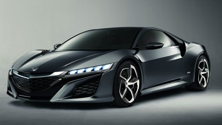 Honda NSX Concept - Next Evolution - 1