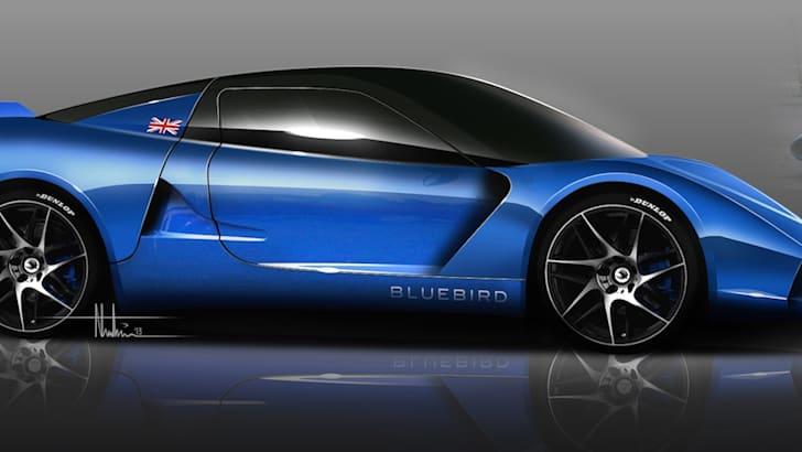 Bluebird DC50