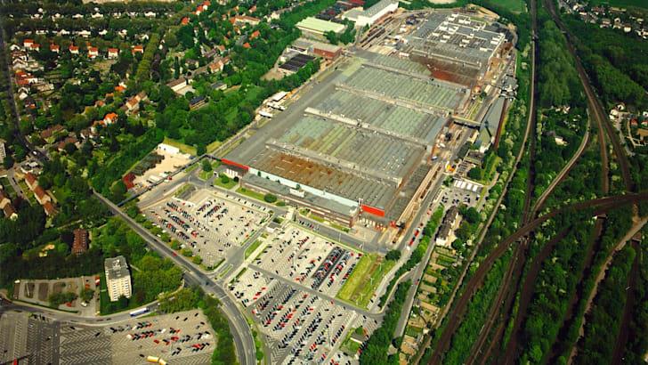 Opel Bochum Plant - 1