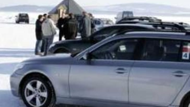 BMW M3 Four-Door Sedan