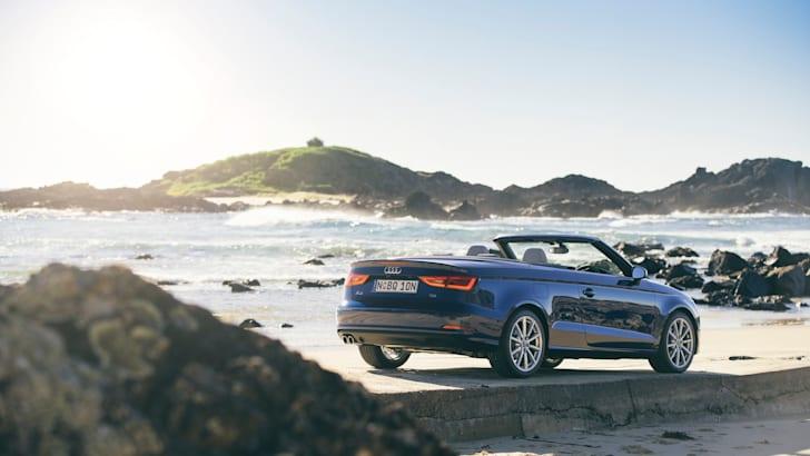 Audi A3 Cabriolet 4