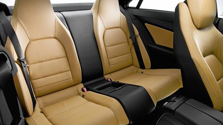 2009 Mercedes-Benz E-Class Coupé details