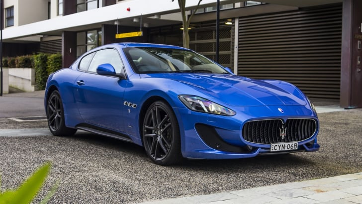 Maserati GranTurismo MC Sportline - 4