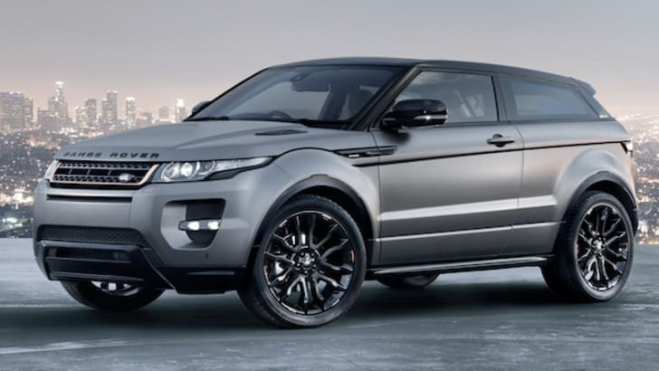 Range Rover Evoque Special Edition with Victoria Beckham - 3