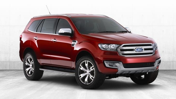 Ford Everest Concept - 1