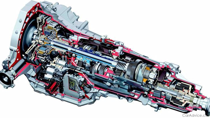 2009 Audi Q5 boasts standard 7-speed S tronic