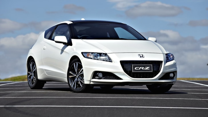 Honda Hybrid Cars >> Honda Slow And Steady On Electrification For Australia