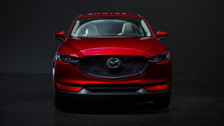 2017 Next-Gen Mazda CX-5