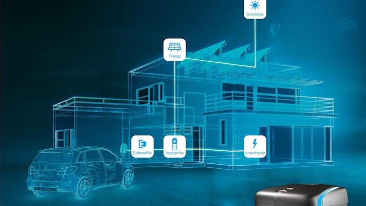 Daimler startet Auslieferung von Mercedes-Benz Energiespeichern für Privathaushalte