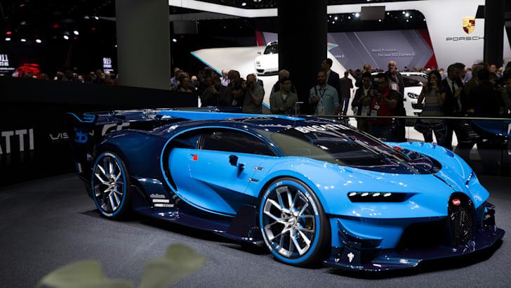 Bugatti GT Concept - 2015 IAA September 17 - 27, 2015, Frankfurt, Germany