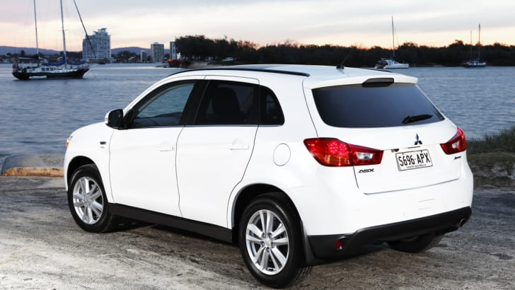 2013 mitsubishi asx specifications  u0026 pricing revealed