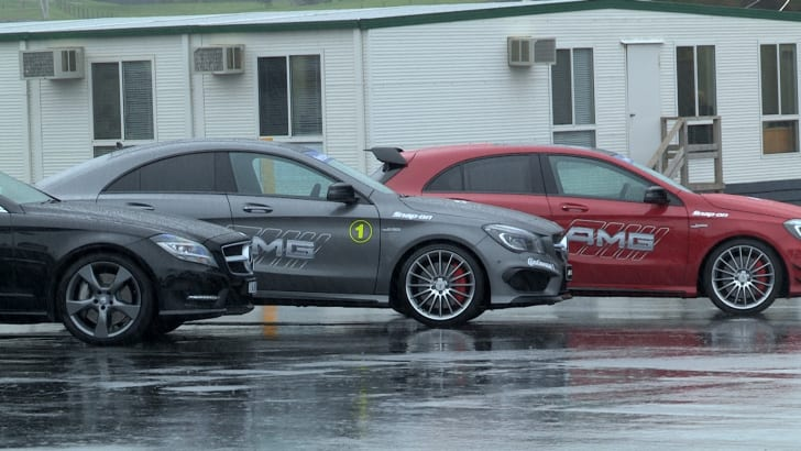 Mercedes Benz AMG Track Day 2014.Still009