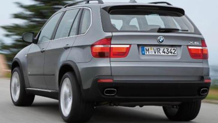 BMW X5 2007 Back
