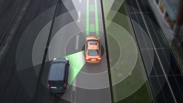 Volvo autonomous driving pilot project - 2