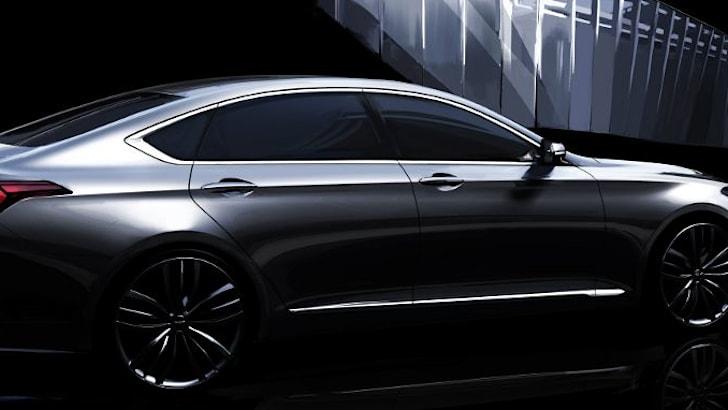 Hyundai Genesis sedan1