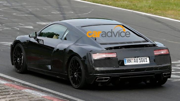 Audi R8 5
