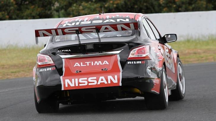 Nissan Altima V8 Supercar Shakedown - 4