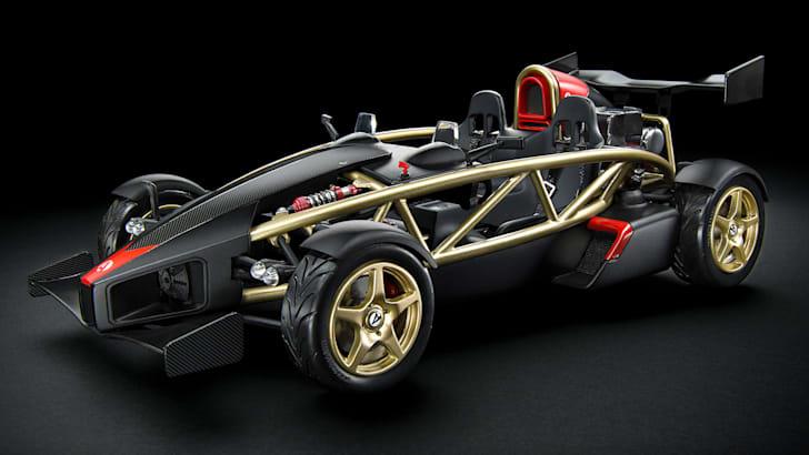 Ariel Atom V8 model - 1