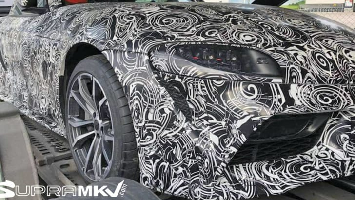 2019 Toyota Supra revealed in Japanese press | CarAdvice