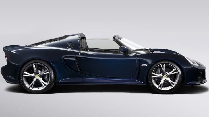 Lotus Exige S Roadster - 2
