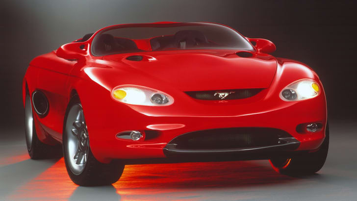 Ford Mustangs That Never Were: 1992 Mach III concept
