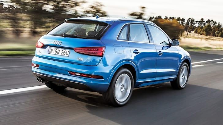 2014-16 Audi Q3 recalled for brake light fix | CarAdvice