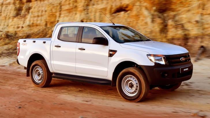 Ford Ranger 4x4 XL Plus - 4