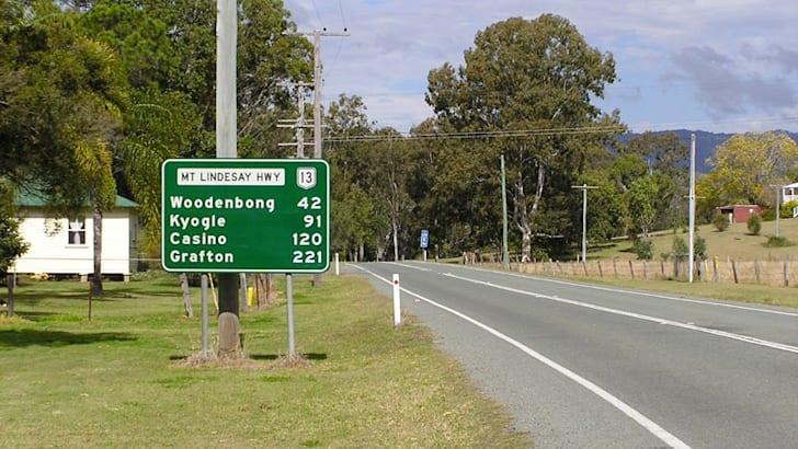 queesland-roads