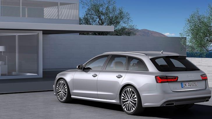 Audi A6 Avant update