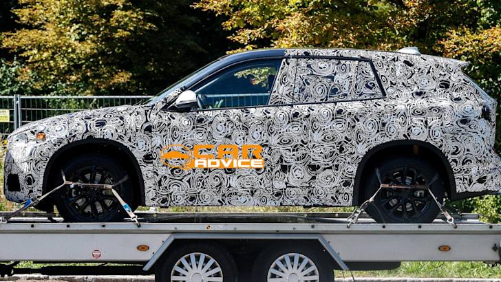 BMW X1 Spied - 3