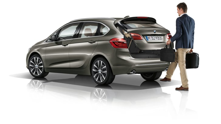 BMW 2 Series Active Tourer 2