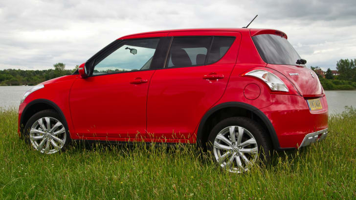 Suzuki Swift 4x4 2