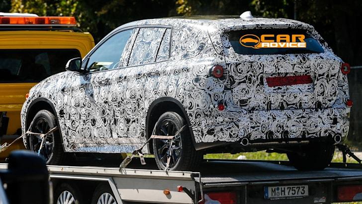 BMW X1 Spied - 5