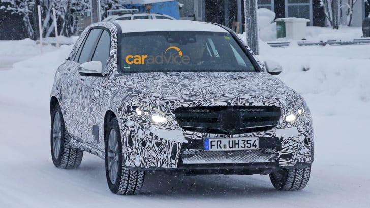 Mercedes GLC Plug-in 11